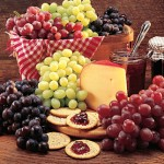 a selection of grapes from Burpee