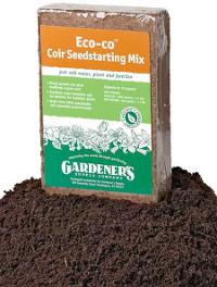 gardeners Coir Seed Mix